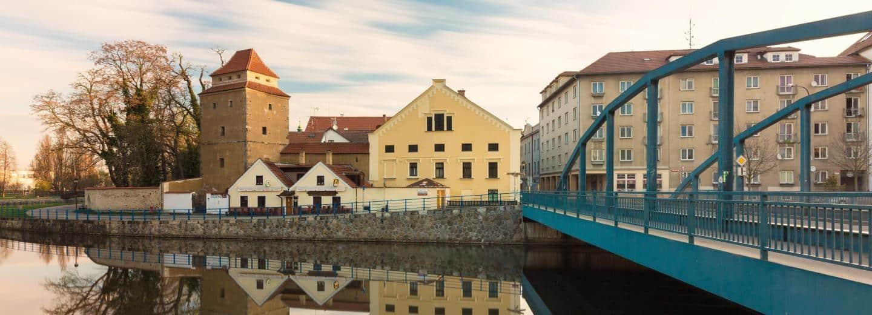 Tschechien Urlaub - Budweis