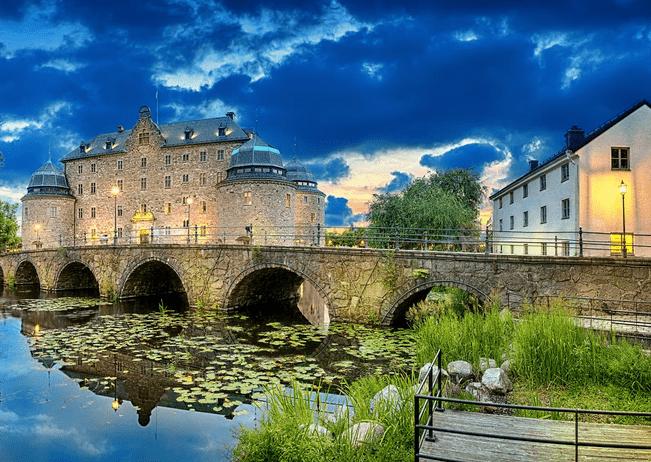 Schweden Rundreise Örebro