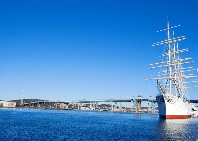 Schweden Rundreise Göteborg