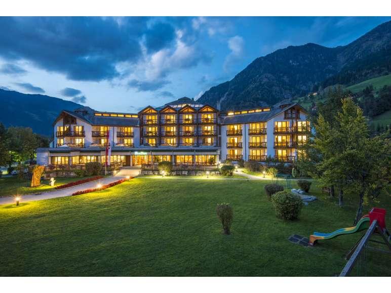 Bad Hofgastein Hotel von Außen