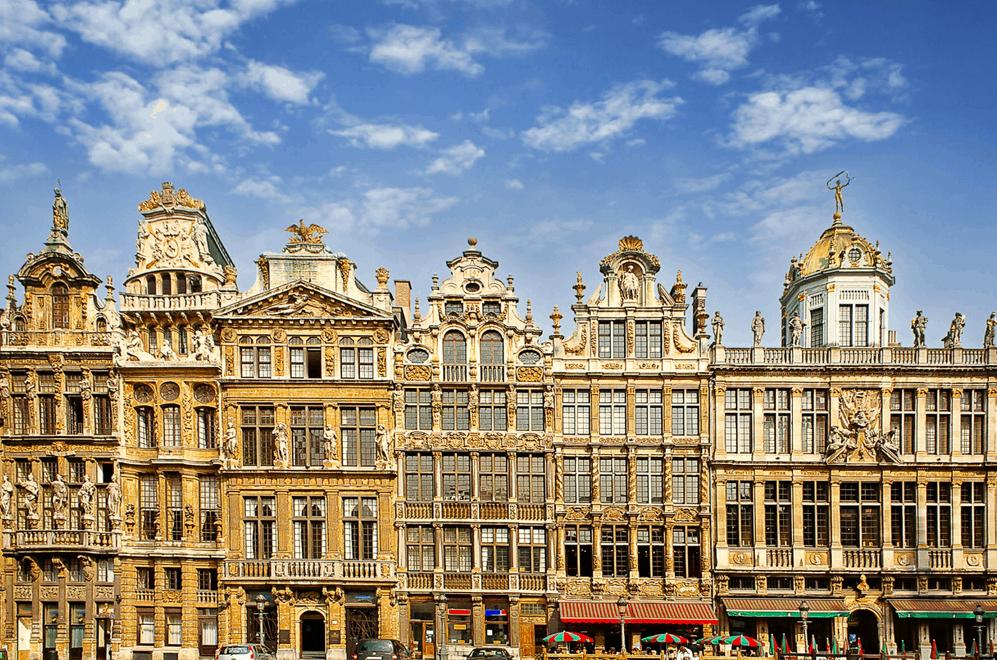 Brüssel Markt