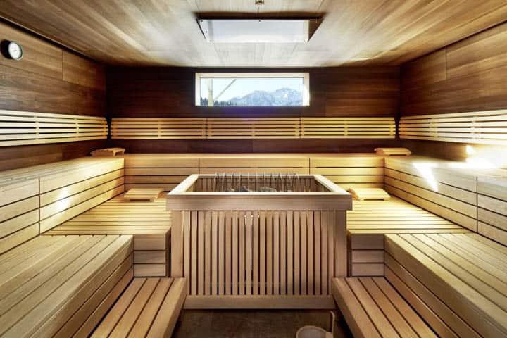 Fairhotel Hochfilzen Sauna