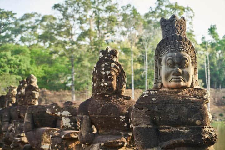 Kambodscha Rundreise 1