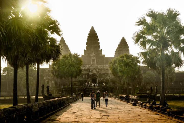 Kambodscha Rundreise 2
