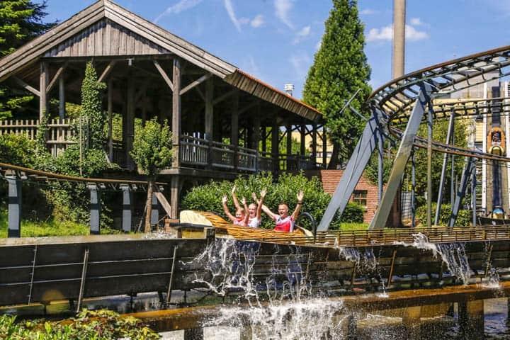 Kernies Familienpark Wasserbahn