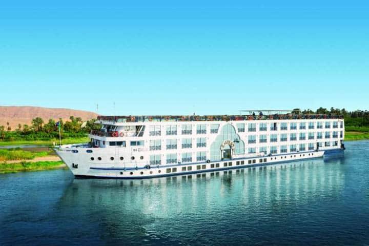 Sterne Nilkreuzfahrt Und Baden  Sterne Schiff Hotel