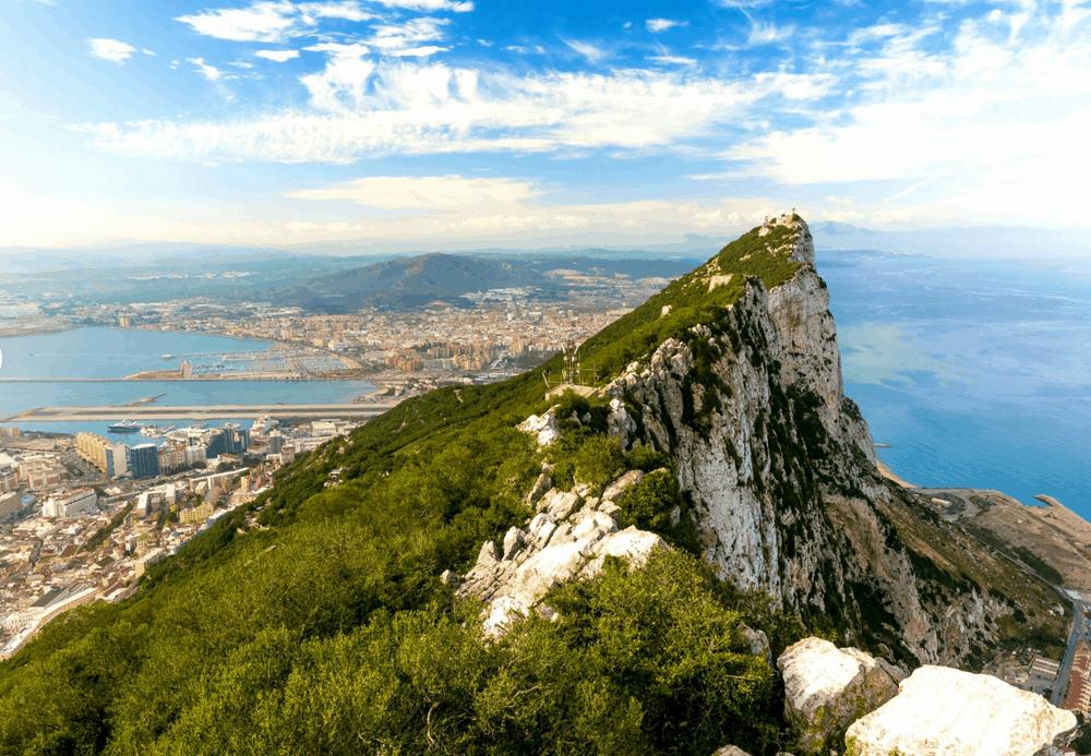 Andalusien Rundreise Bucht von Algeciras