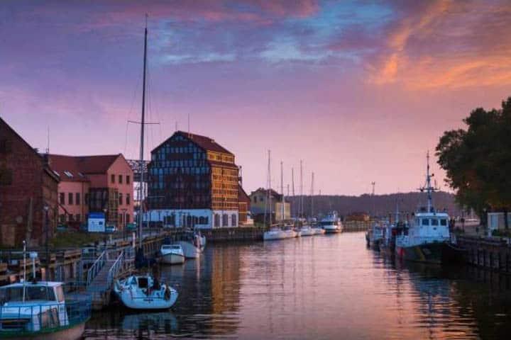 Baltikum Rundreise Stadt