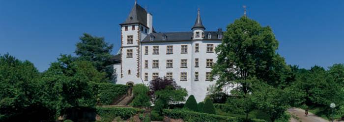 Saarland Hotel Schloss Berg