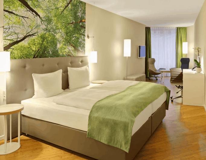Bremen Hotel Elements Pure Zimmer
