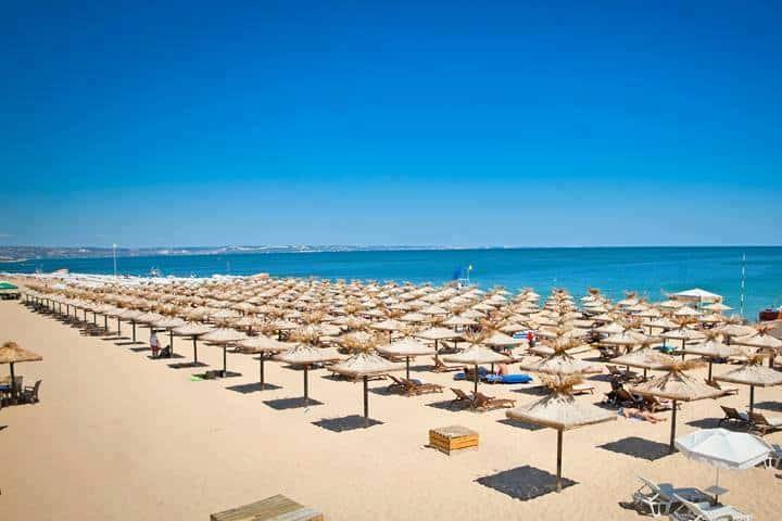 Bulgarien Urlaub Strand