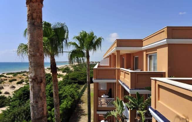 Costa De La Luz Urlaub Hotelanlage