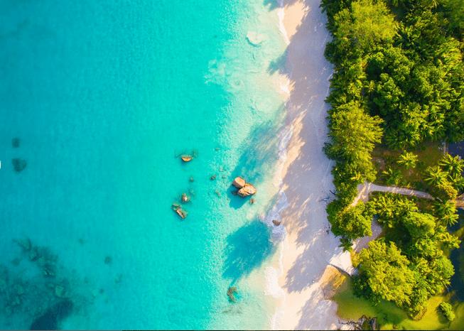 Seychellen Urlaub Praslin