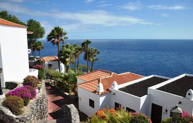 La Gomera Urlaub Aussicht