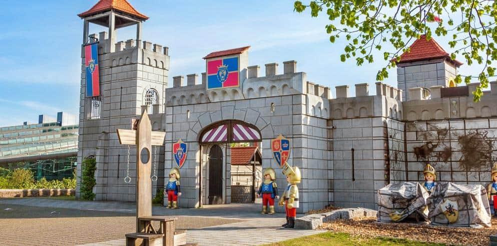 Playmobil Funpark Zirndorf Schloss
