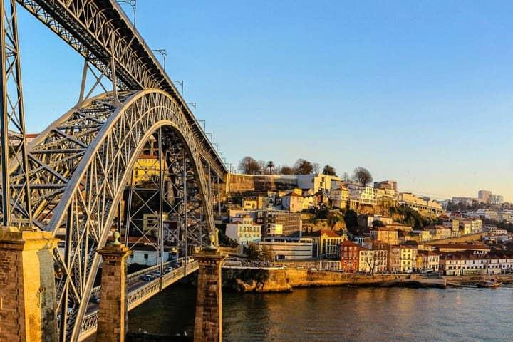Porutgal Rundreise Porto