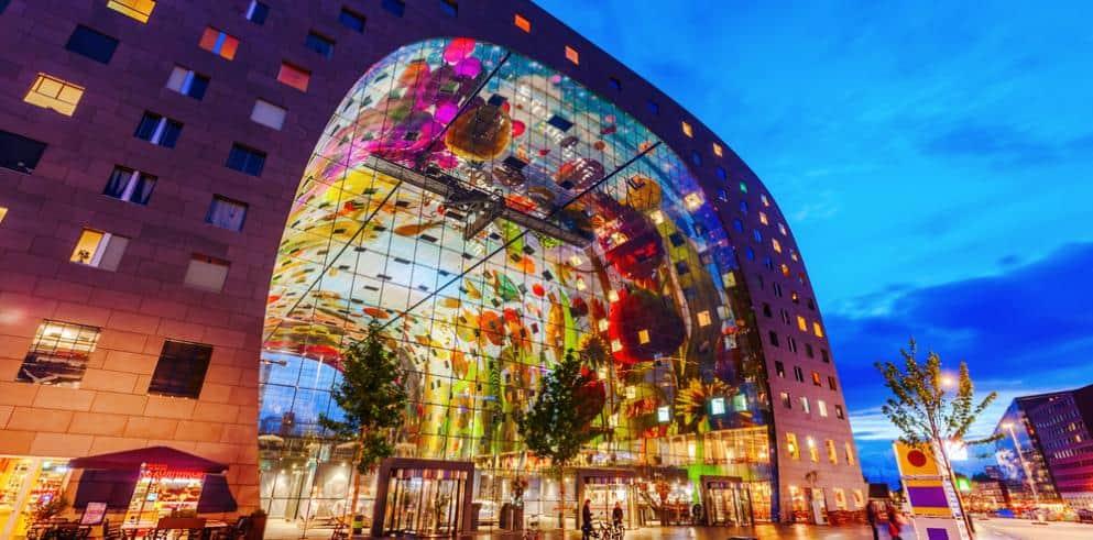 Rotterdam Hotel Sehenswürdigkeit