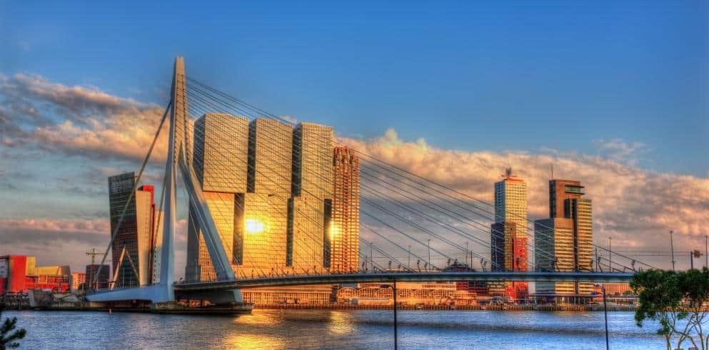 Rotterdam Hotel Neueröffnung