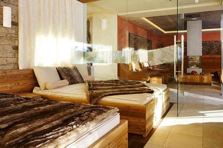 Sölden Hotel Sauna