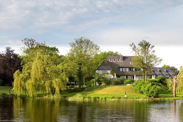 Seehotel Töpferhaus Außenansicht