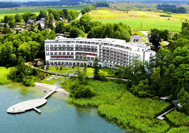 Tui Blue Fleesensee Hotelanlage
