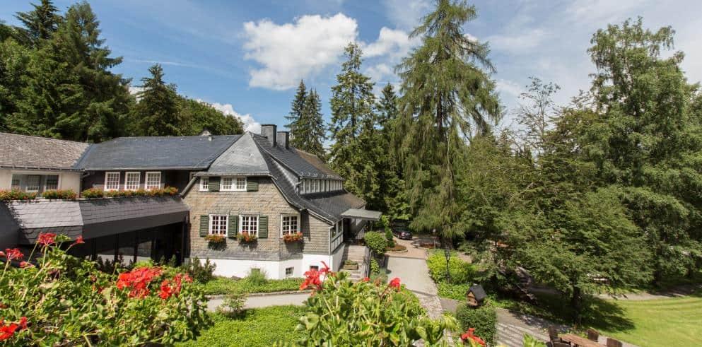Romantik Hotel Stryckhaus Ausßenansicht