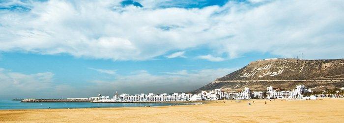 Agadir Reise
