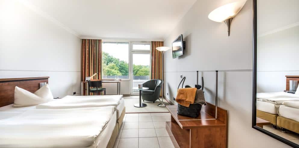 Hotel Vier Jahreszeiten Iserlohn Zimmer