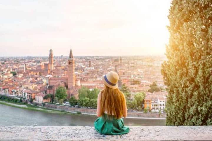 Verona Hotel Stadt