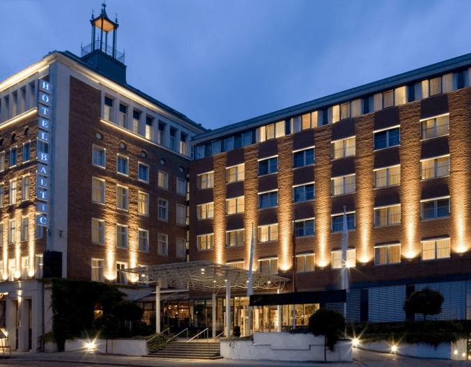 Arcona Baltic Hotel Aussenansicht