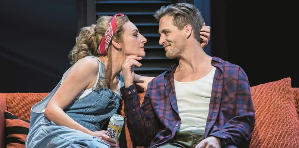Ghost das Musical in Hamburg Show