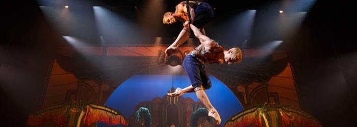 Cirque du Soleil Paramour Hamburg