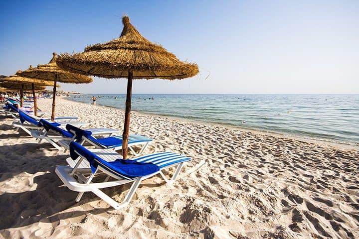 Djerba Urlaub Strand