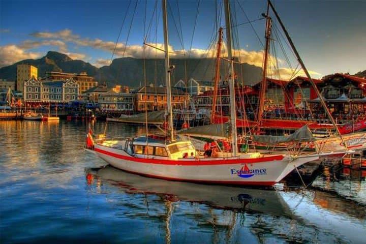 Kapstadt Urlaub Hafen