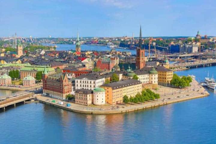 Schweden Rundreise Stockholm