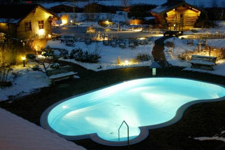 Wellnesshotel Seeschlößchen Pool