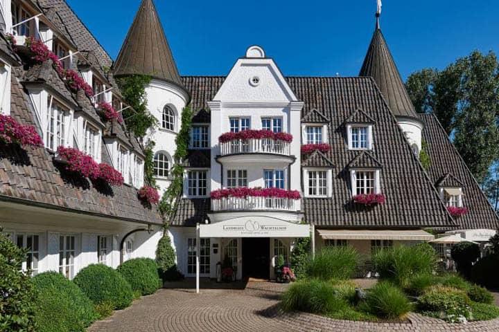 Wachtelhof Rotenburg Hotel