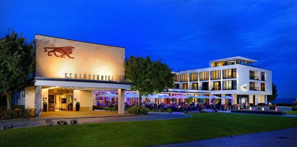 Schlosshotel Bad Wilhelmshoehe Aussen