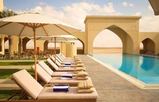 Tilal Liwa Hotel Anlage