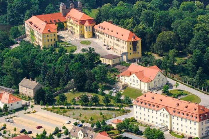 Schlosshotel Ballenstedt Anlage