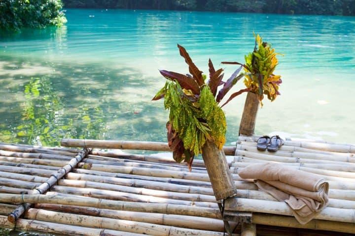 Jamaika Urlaub Pool