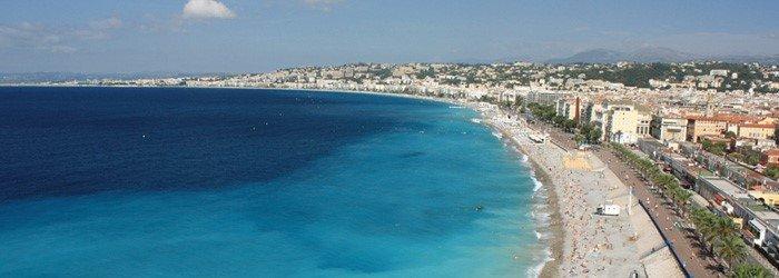 Nizza Urlaub