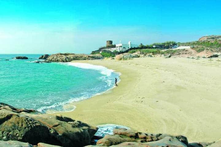 Costa del sol Manilva Strand