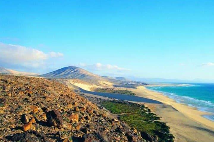Inselhopping Kanaren Landschaft