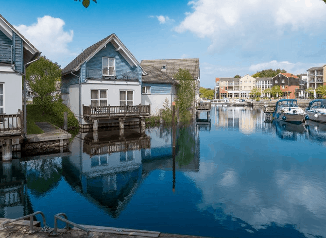 Precise Resort Marina Wolfsbruch Seenplatten