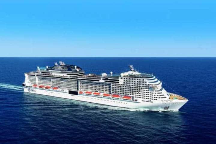 Norwegen Kreuzfahrt Schiff