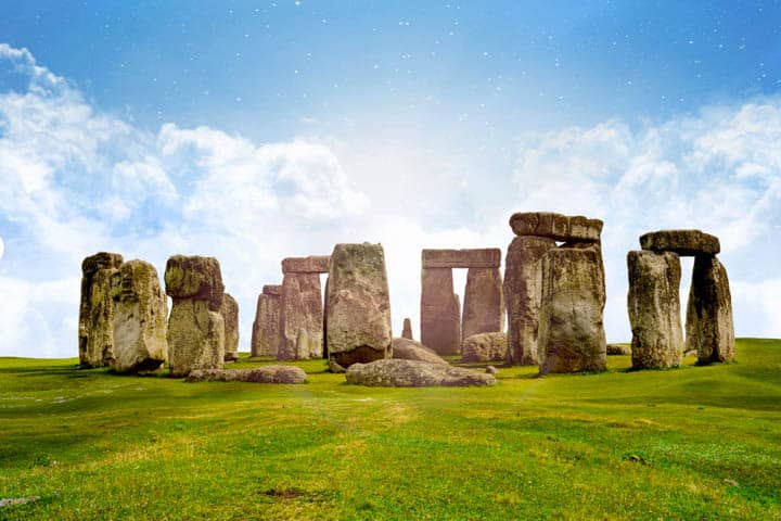 England Rundreise Stonehenge