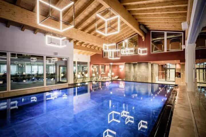 Hotel Walchsee Pool