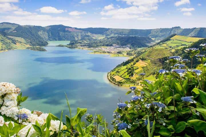 Azoren Urlaub Meer