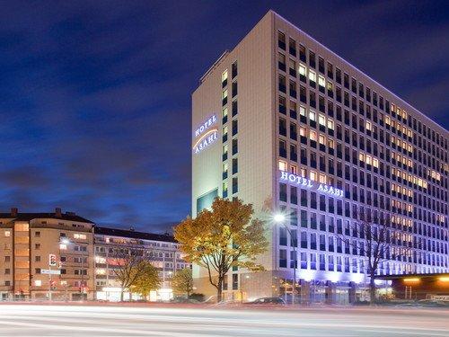 Weihnachtsmarkt Düsseldorf Hotel